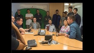 25 Year Old Millionaire Stock Trader Alex Temiz Q+A at SMB Capital Prop Firm In NYC