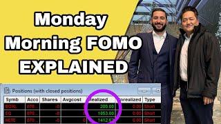 +$2.6K | Slow Monday Morning | Avoiding $WIMI Trap | Shorting $NETE Pump & Dump w/ Alex Temiz