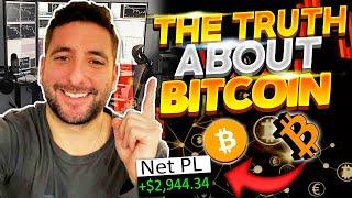 +$2.9K | The Truth About BITCOIN | Should You Buy Bitcoin? | $KODK $GTEC $OBLN $TNXP Trade Recaps*
