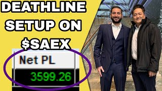 +$3.6K | How To Trade LOW FLOAT STOCKS | Alex's Weekly Day Trading Vlog