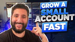 +$3K | Secrets To Growing A SMALL ACCOUNT Fast | $VVOS Trade Recap w/ Alex Temiz*