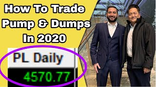 +$4.5K Today | How To Trade PUMP & DUMPS In 2020 | $VXRT $BHTG Trade Recaps w/ Alex Temiz