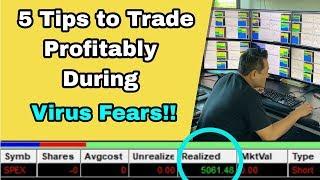 5 Tips To Make Money During A Stock Market CRASH!