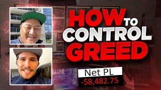 -$8.4K LOSING DAY | How To Control GREED In The Stock Market | 2021 LIVE TRADING Event Info*