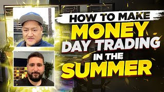 Algo's Explained | How To Make Money Day Trading In The Summer w/ Bao & Alex*