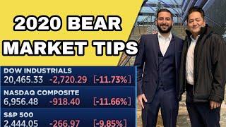 Bear Market 2020 Trading Strategies