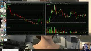 CETX Trade Recap | Reactive Trades | AlohaTrader