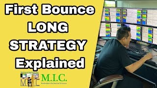 First Bounce LONG STRATEGY Explained | APRN Short Squeeze | Market Crash 2020