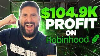 HOW I MADE $104,987.88 ON ROBINHOOD IPO | SECRET IPO STRATEGY REVEALED w/ ALEX TEMIZ*