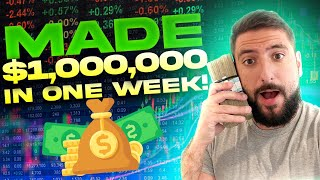 How Alex Made $1,000,000 In ONE WEEK of Trading $AMC & $GME Meme Stocks | After Hours Podcast*