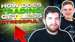 How Does Day Trading Become Less Stressful? | After Hours Podcast*