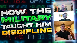 How The Military Taught This Day Trader About DISCIPLINE | Christopher Lee | After Hours Podcast*