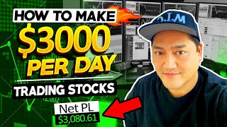 How To Become A Consistently Profitable Trader | MIC Member @jjg007  Turned $7K Into $90K Interview*