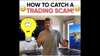 How To Catch A Stock Market SCAM