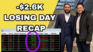 How To Fix FOMO In The Stock Market | $WORX $ICD Trade Reviews