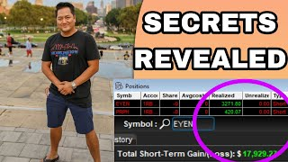 How To Make $1,000,000/year Day Trading | Bao & Dr Anh Share The Secret | $EYEN Recap *MUST SEE*