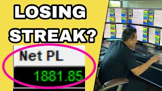 How To Overcome LOSSES + LOSING STREAKS Day Trading