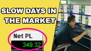 How To PROFIT On Slow Trading Days In The Stock Market w/ Bao!