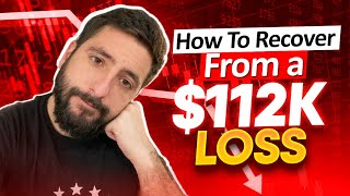 How To Recover From a $112K Day Trading Loss w/ Alex Temiz*