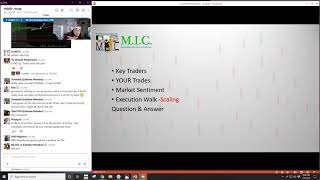 How To Scale Into A Trade | MIC Strategy Webinar | Ep. 30