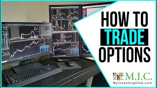 How To Trade Options Options Basics Ep 2