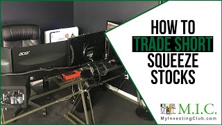 How To Trade SHORT SQUEEZE Stocks Like KODK