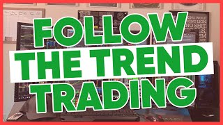 How to FIND THE TRENDS when TRADING! | INVESTING (Stock Market 2020)