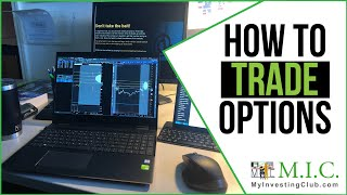 How to trade options basics ep 3