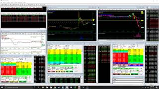 Live Trade/thought process $1 per share in 10 minutes on $PTON 9/27/19 w/ Sam Hajal