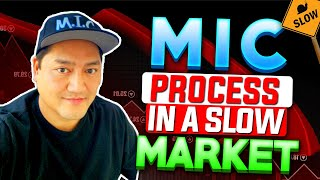 MIC Process In A SLOW MARKET EXPLAINED | $CATB Recap*