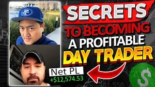 Michael Midtown Shares How He Became Consistently Profitable in 6 Months | Secrets REVEALED w/ Bao*