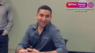 Millionaire Stock Trader Alex Temiz Shares His Strategy | Interview In NYC (No Swear Words)