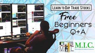 NEW MEMBER Orientation Webinar | Learn To Day Trade Stocks – FREE Beginners Guide | Episode 10
