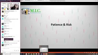 Patience & Risk Management  | CPAH Trade Recap | MIC Strategy Webinar | Ep. 45