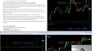 Sector Plays | Max Size | January Recap | WATCH LIST | 01/31/20 | NNVC RKDA MGEN SINT CBLI LLIT