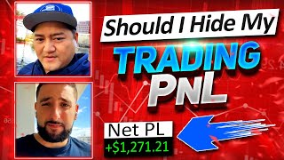 Should I Hide My Day Trading PnL? Job Opportunities In Finance | Rant About FURUs w/ Bao & Alex*