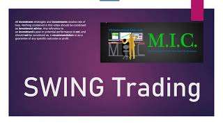 Swing Trading & Risk Management w/ Clau_PR*