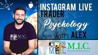 TROV AKTX MBRX Trade Reviews | Trading Partners | Trading Psychology | PROCESS!