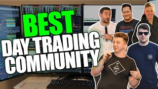 The Best Day Trading  Community On The Internet EXPLAINED!!! MyInvestingClub.com Review