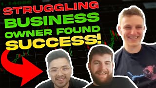This Struggling Business Owner Found Success In The Stock Market | After Hours Podcast | Mike Tran*