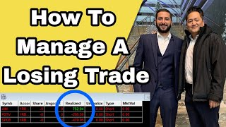 Tips To Manage LOSING DAYS In The Stock Market | Alex Gets VERY ANGRY & Loses His Temper