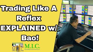 Trading LIKE A REFLEX | MIC Process EXPLAINED | Interview w/ Zeeali