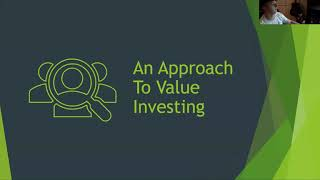 Value Investing For Beginners | Large Cap Trading Webinar