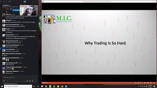 Why Trading Can Be SO HARD Sometimes | MIC Strategy Webinar w/ AlohaTrader*